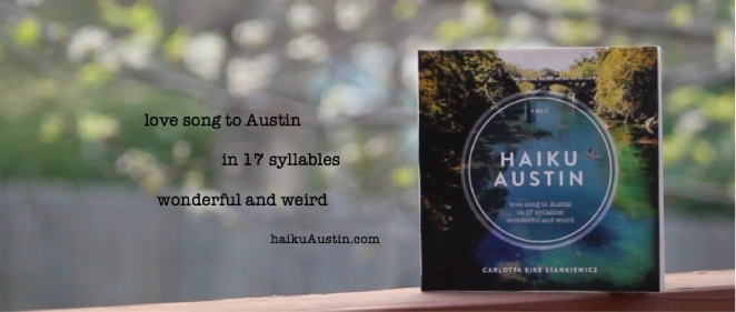 haiku austin book cover shot