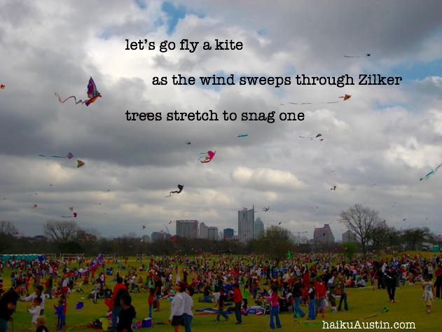KiteFest haiku